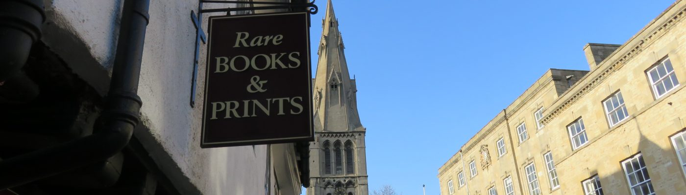 St Mary's Books of Stamford Est. 1971